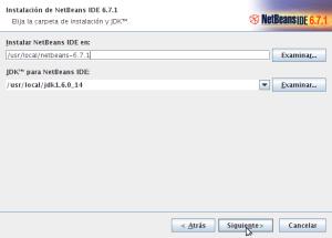 Pantallazo-Instalador de NetBeans-2